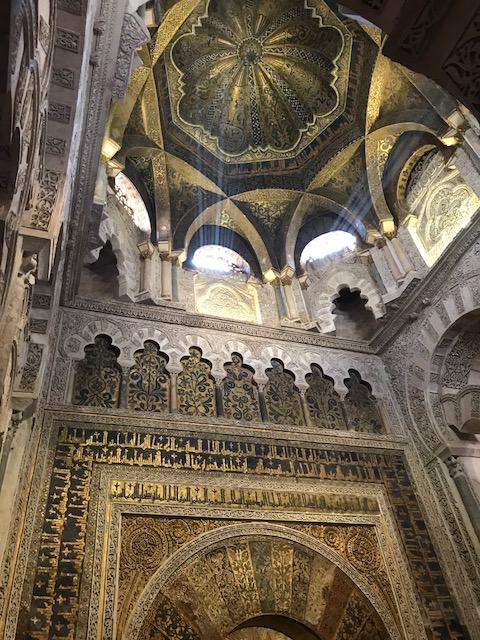 cordoba muslim personals A stroll around the beautiful la judería quarter of the andalucian city of cordoba to  la judería, muslim,  muslim world, as it bears features dating.